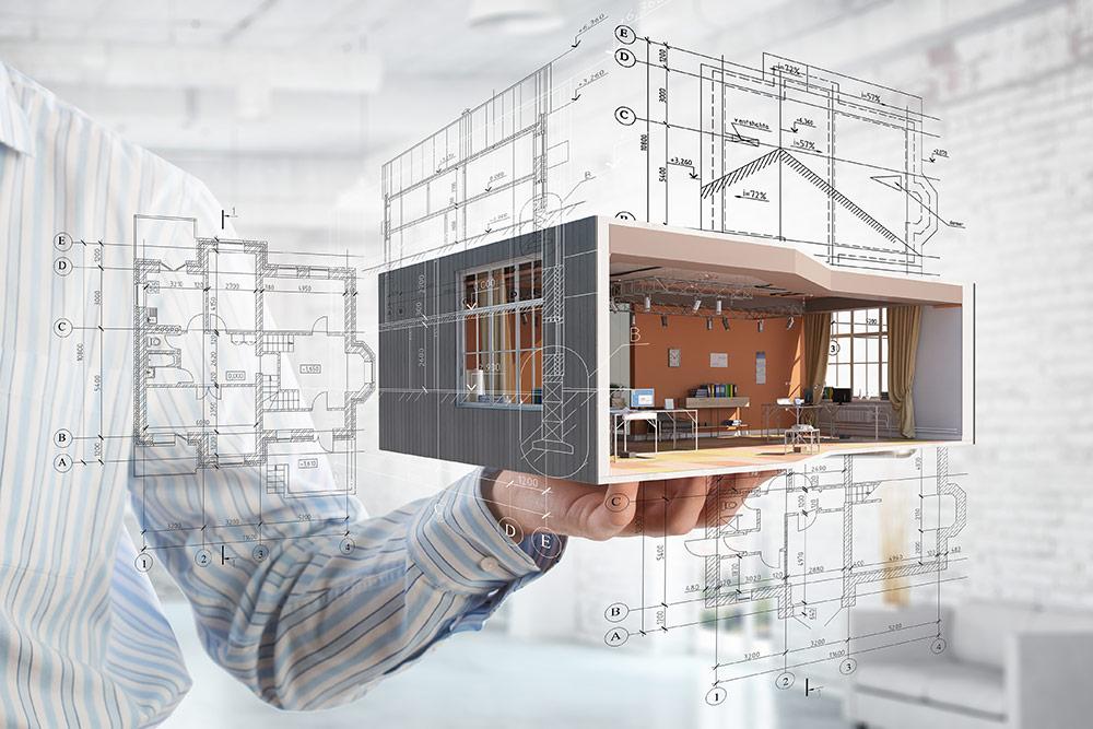3-D-Scans Ihrer Räume für virtuelle Rundgänge