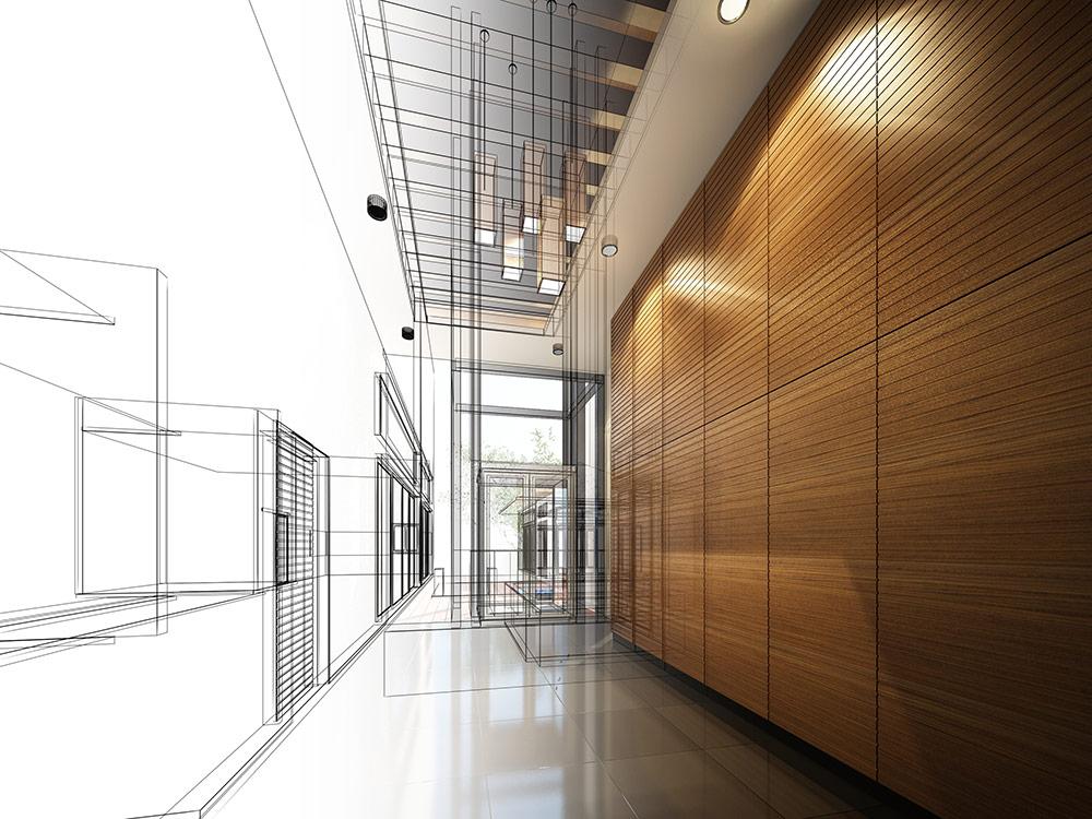 Wir digitalisieren Ihre Räume für virtuelle Rundgänge